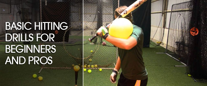 Basic Hitting Drills For Beginners And Pros