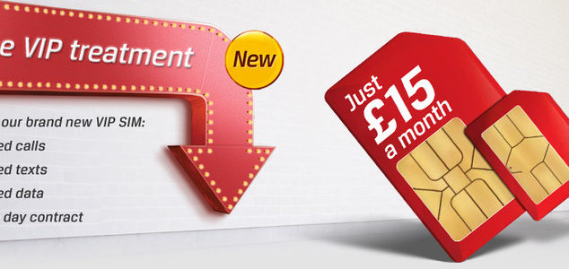 Vodafone Sim Only Is The Great Package Of Deals
