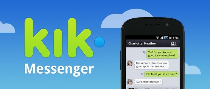 Anonymity Through Kik Usernames