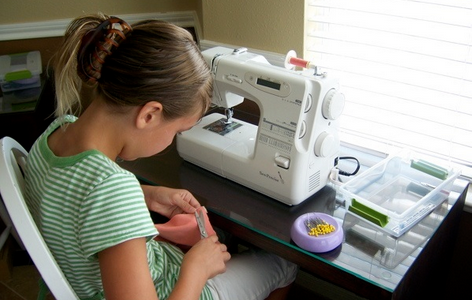Insights Into A Sewing Machine