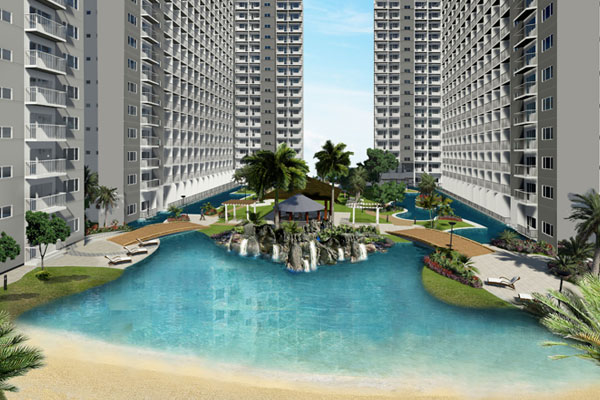 Seaside Residences Showflat location