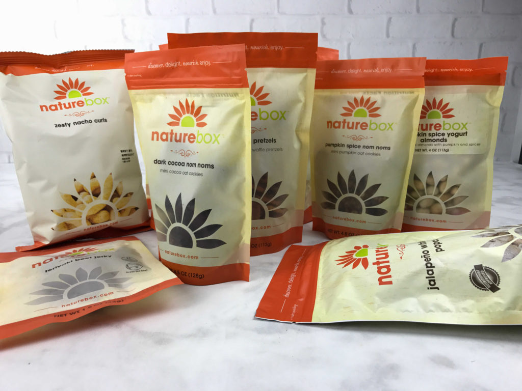 NatureBox-December-2016-review