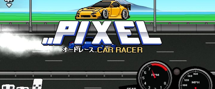 Mind-Blowing Features Of Pixel Car Racer