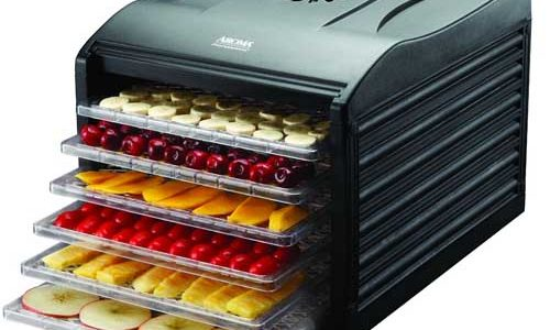 Why You Should Purchase A Food Dehydrator?