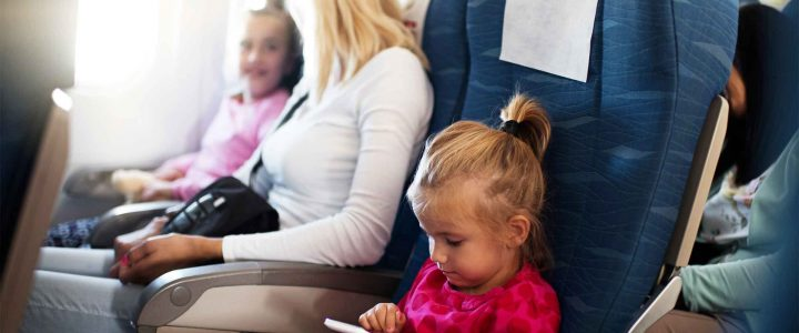 Flight Attendant's Top Tips for Hassle-Free Air Travel with Kids
