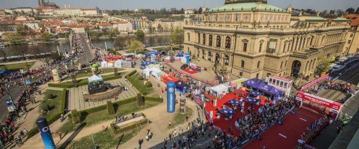 Social Media Enhances Prague Marathon Experience