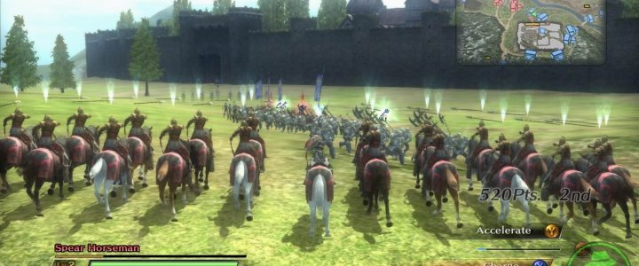 Bladestorm: The Hundred Years' War Review (PS3)