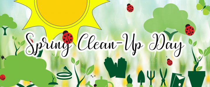 How to Organize a Spring Clean-Up