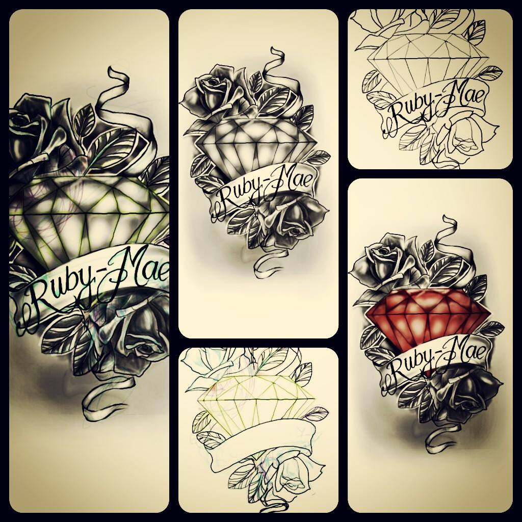 Tattoo Ideas Sketches: Different Types Of Tattoo Works