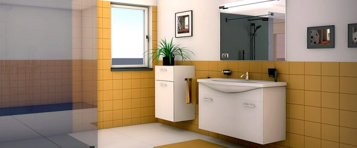 Confused About How To Decorate The Bathroom? Know The Wallpaper Ideas
