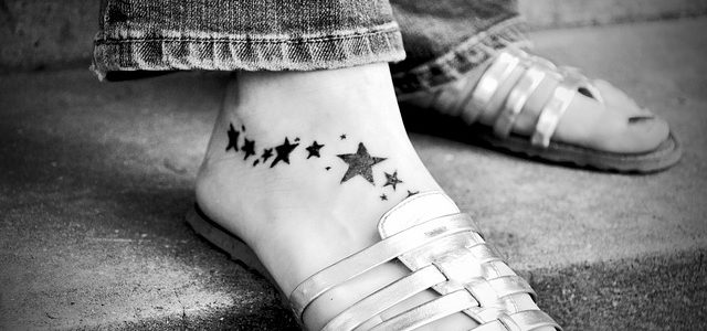Foot Tattoos- Makes You Look Fashionable